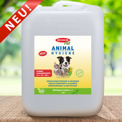 Biodor Pet Animal Hygiene 10L Konzentrat