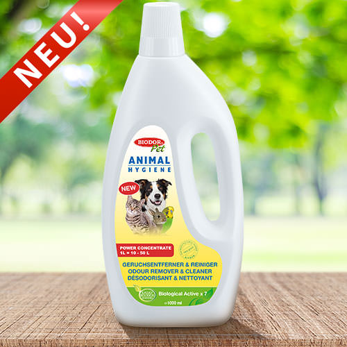 Biodor Pet Animal Hygiene 1L Konzentrat